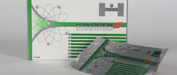 Havogen 5 Patches Transdermal Supplement