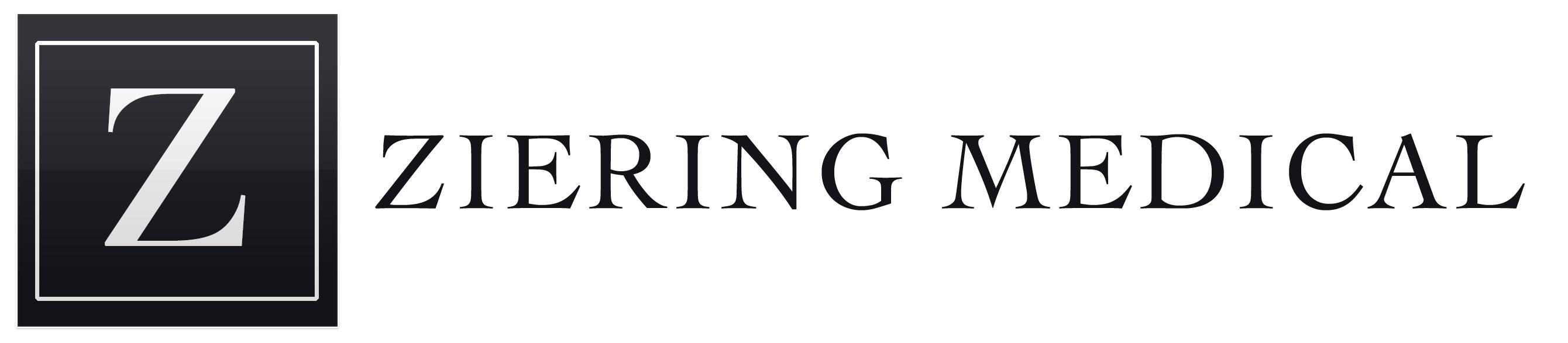 ZieringLogo WordMark Black